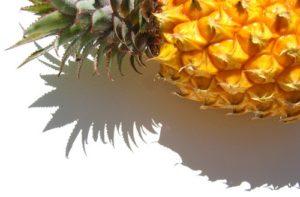 Ananas frais et santé