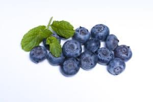 Myrtilles, un des petits fruits santé
