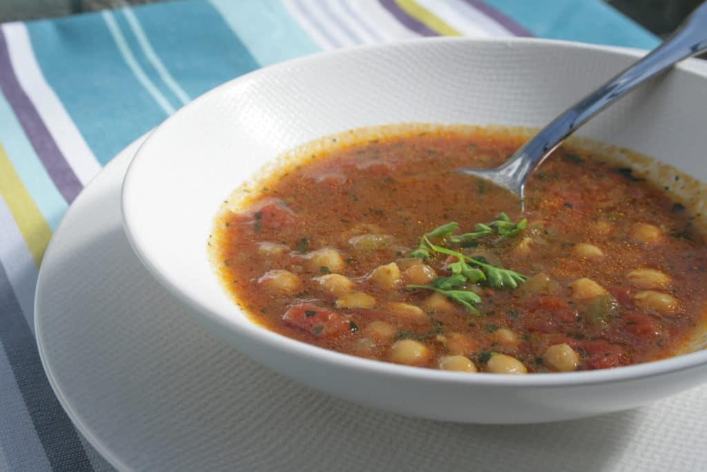 recette de la Soupe épicée