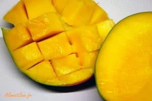 mangue (fruit exotique)