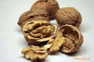 Les noix bonnes pour le coeur