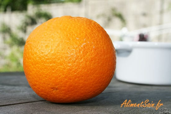 Orange de table