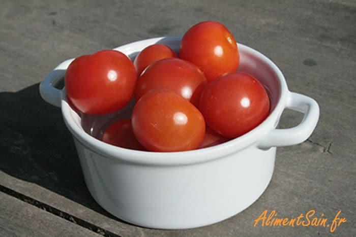 La tomate et ses atouts santé