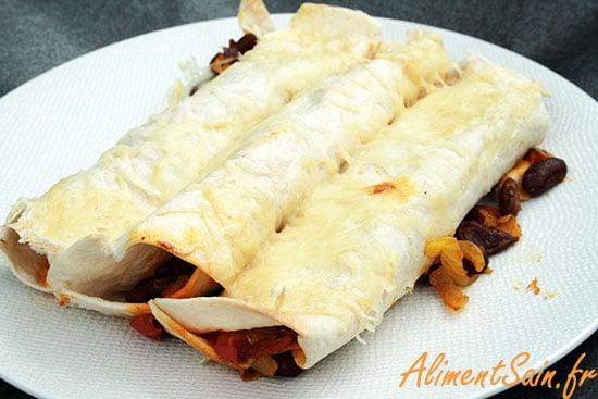 Tortillas méxicaines