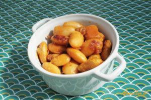Haricots Soissons cuisinés, un délicieux légume sec