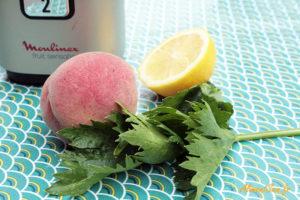 smoothies aux fruits et légumes