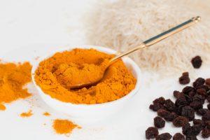 Curcuma en poudre, un antioxydant