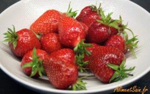 Les fruits et les vitamines