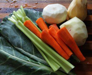 Les pesticides dans les légumes