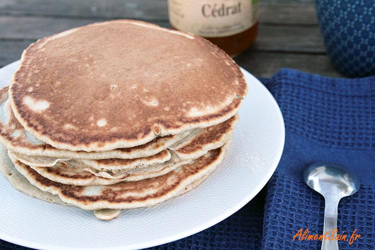 recette des pancake