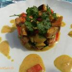curry de légume et coco